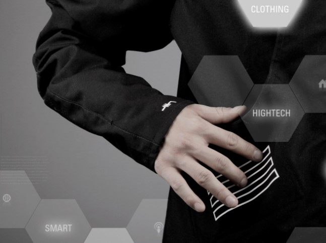 solar nanotech-powered clothing