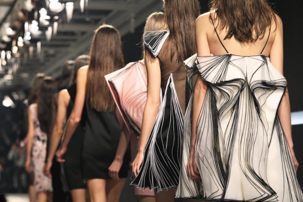 Fashion industry in the UK