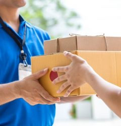 courier service industry