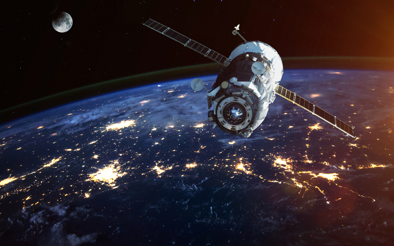 Satellite communication services providers